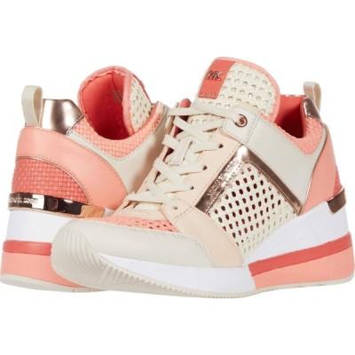 マイケル コース MICHAEL Michael Kors レディース スニーカー シューズ・靴 Georgie Trainer Pink Grapefruit Multi