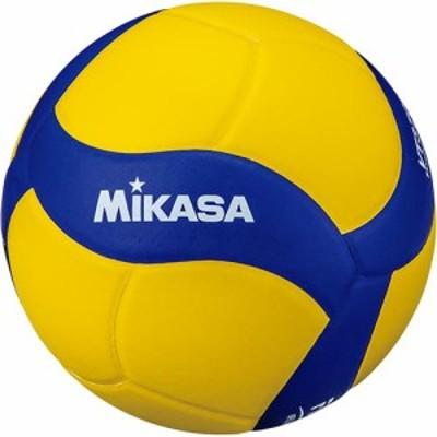 ミカサ(MIKASA) バレーボール トレーニングボール 5号 370g 黄/青 VT370W 【バレー 5号球】
