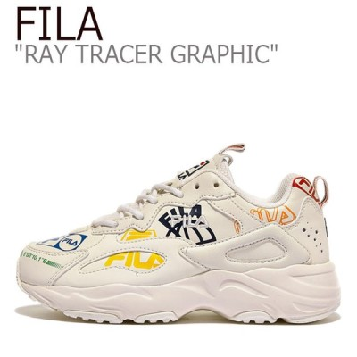 フィラ レイ スニーカー FILA メンズ レディース RAY TRACER GRAPHIC レイ トレーサー グラフィック MULTI マルチ 1RM01347-166 シューズ