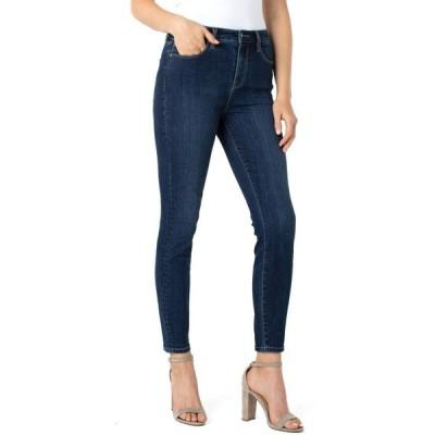 リバプール Liverpool レディース ジーンズ・デニム スキニー ボトムス・パンツ Abby Sustainable Ankle Skinny Jeans in Essential Essential