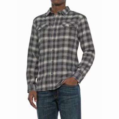 コロンビア シャツ Flare Gun Flannel III Shirt - Long Sleeve Flint Grey Ombre