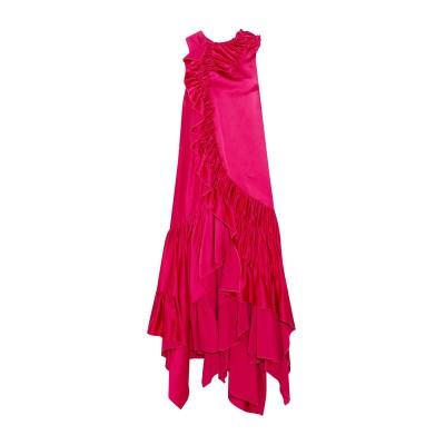 コシェ KOCHÉ ミニワンピース&ドレス フューシャ 34 アセテート 76% / レーヨン 21% / ポリウレタン 3% ミニワンピース&ドレス