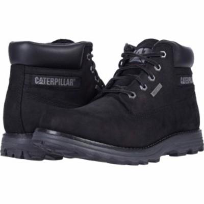 キャピタラー カジュアル Caterpillar Casual メンズ シューズ・靴 Founder Waterproof Thinsulate(TM) Black