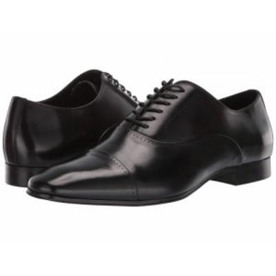 Aldo アルド メンズ 男性用 シューズ 靴 オックスフォード 紳士靴 通勤靴 Guerin Black Leather【送料無料】