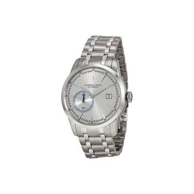 ハミルトン 腕時計 Hamilton Railroad オートマチック ステンレス スチール メンズ 腕時計 H40515181