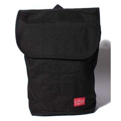【マンハッタンポーテージ】 Manhattan Portage Gramercy Backpack-M ユニセックス ブラック F Manhattan Portage