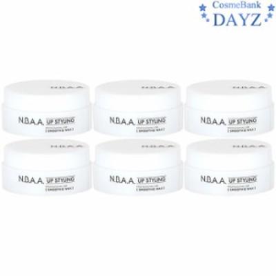 N.B.A.A アップスタイリング スムージーワックス 75g 6点セット|ヘアスタイリング剤|ヘアワックス・ソフトワックス|エヌ・ビー・エー