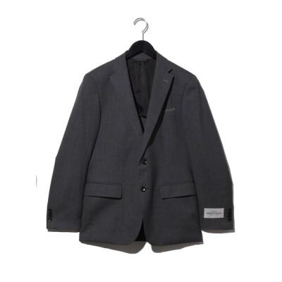 B.C STOCK[メンズ] (ベーセーストック) AMメッシュジャケット グレー M