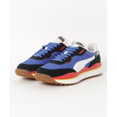 IN THE HOUSE / PUMA STYLE RIDER PLAY ON 371150-01 MEN シューズ > スニーカー