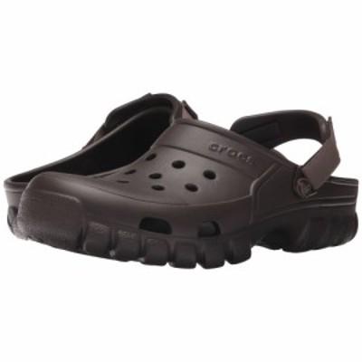 クロックス Crocs レディース クロッグ シューズ・靴 Off Road Sport Clog Espresso/Walnut