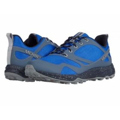 Merrell メレル メンズ 男性用 シューズ 靴 ブーツ ハイキング トレッキング Altalight Cobalt【送料無料】