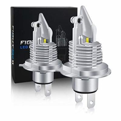 NAKOBO H4 led ヘッドライト Hi/Lo 新車検対応 車/バイク用 ファンレス LEDバルブ 12000LM 40W 12V/24V車対応(ハイブリッド車・EV車対応)