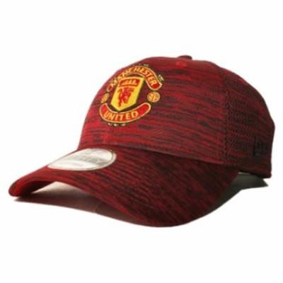 ニューエラ ストラップバックキャップ 帽子 NEW ERA 9forty メンズ レディース プレミアリーグ マンチェスター ユナイテッド FC フリーサ