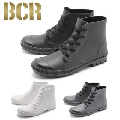 ( 2/28(日)は最大ポイント18倍 ) 長靴 レインブーツ BC521 メンズ シューズ ショート 靴 防水 雨 BCR ビーシーアール ブランド 誕生日 プレゼント ギフト