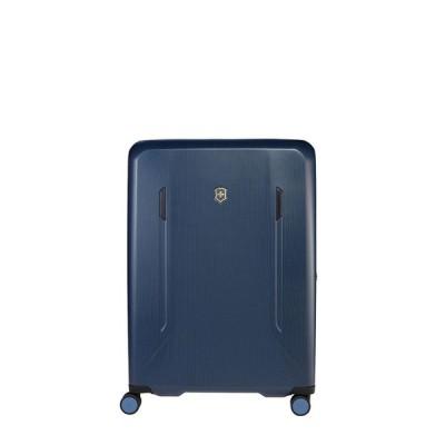 """ビクトリノックス Victorinox Swiss Army メンズ スーツケース・キャリーバッグ バッグ VX Avenue 25"""" Medium Hardside Spinner Suitcase Blue"""