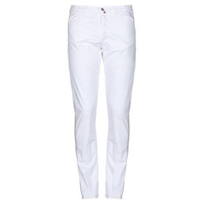 ジャギー JAGGY パンツ ホワイト 29W-32L コットン 96% / ポリウレタン 4% パンツ