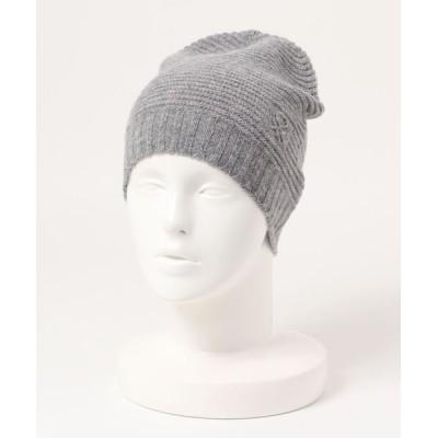 BENETTON (UNITED COLORS OF BENETTON) / ブランドロゴウールニット帽・ワッチキャップ WOMEN 帽子 > ニットキャップ/ビーニー