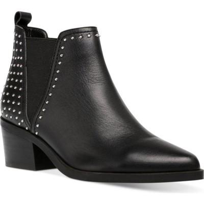 ドルチェヴィータ DV Dolce Vita レディース ブーツ ブーティー シューズ・靴 Zendra Studded Chelsea Booties Black Stud