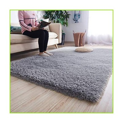 Noahas Luxury Fluffy Rugs Ultra Soft Shag Rug for Bedroom Living Room Kids Room, Child and Girls Shaggy Furry Floor Carpet Nursery Rugs Mode