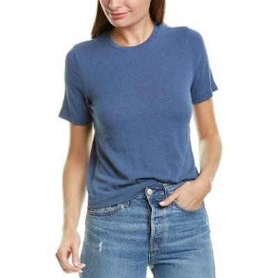 ソルエンジェルス レディース シャツ トップス Sol Angeles Eco Slub T-Shirt pacific