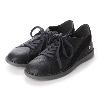ヨーロッパコンフォートシューズ EU Comfort Shoes Softinos スニーカー(900.401) (ブラック)