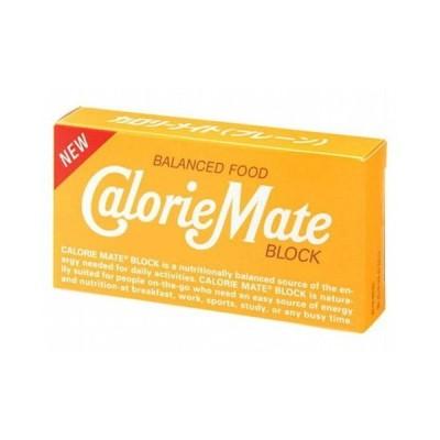 まとめ買い 大塚製薬 カロリーメイト ブロック プレーン 2本 x20個セット まとめ セット まとめ売り セット売り 業務用 代引不可
