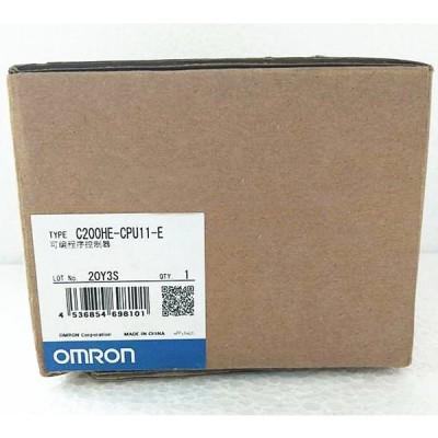 新品 OMRON オムロン C200HE-CPU11-E 保証