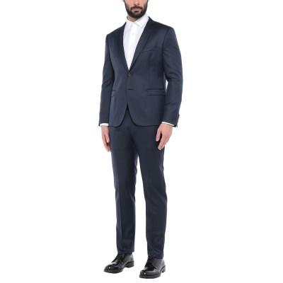 トネッロ TONELLO スーツ ダークブルー 54 バージンウール 80% / シルク 20% スーツ