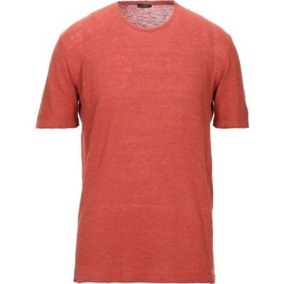 NE PAS メンズ ニット・セーター トップス sweater Rust