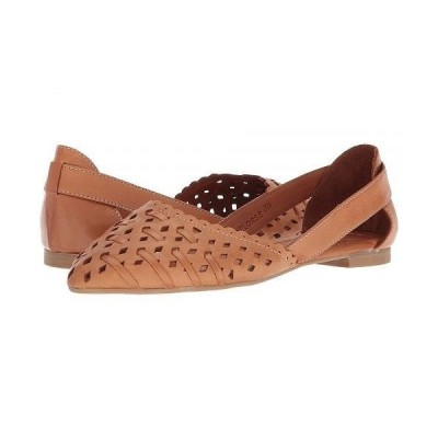 Spring Step スプリングステップ レディース 女性用 シューズ 靴 フラット Delorse - Camel