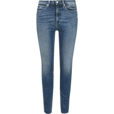 カルバンクライン Calvin Klein Jeans レディース ジーンズ・デニム スキニー ボトムス・パンツ High Rise Skinny Jeans Mid Blue