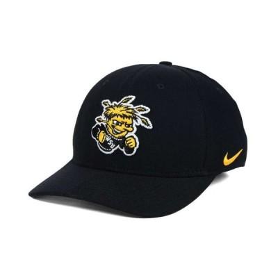 ナイキ メンズ 帽子 アクセサリー Wichita State Shockers Classic Swoosh Cap