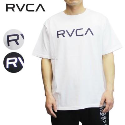 20SS RVCA Tシャツ RVCA LOGO SS T-SHIRT ba041-204: 正規品/ルーカ/ルカ/メンズ/半袖/ba041204/surf