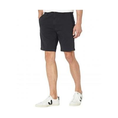 Levi's(R) Premium リーバイス メンズ 男性用 ファッション ショートパンツ 短パン Xx Chino Taper Shorts II - Mineral Black Lightweight Microsand Twill