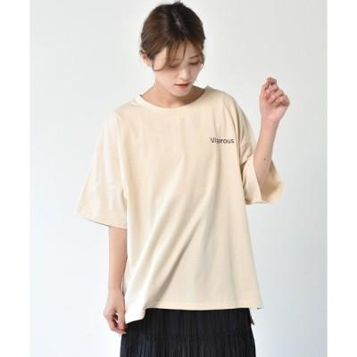 tシャツ Tシャツ ステッチロゴBIGTee