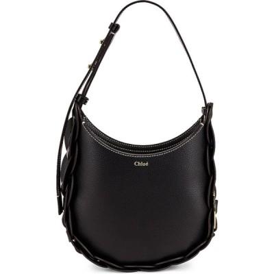 クロエ Chloe レディース トートバッグ バッグ small darryl leather bag Washed Black