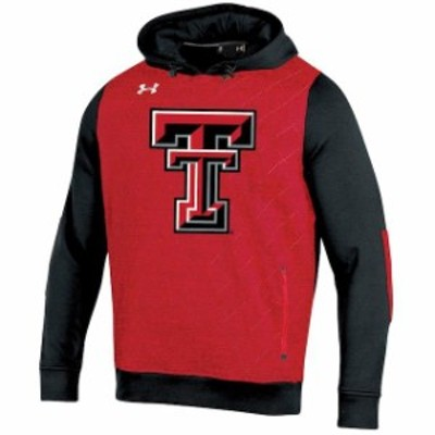 Under Armour アンダー アーマー スポーツ用品  Under Armour Texas Tech Red Raiders Red Win It Charged Cotton Storm H