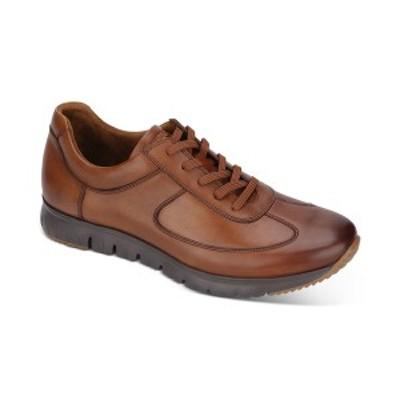 ケネスコール メンズ スニーカー シューズ Men's Bailey Jogger Sport Sneakers Cognac
