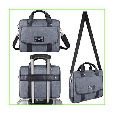 17.3 Inch Large Laptop Briefcase Messenger Shoulder Bag for Lenovo ThinkPad P73, P72, P71, P70, IdeaPad L340, L340 Gaming, 330, 330 GTX Gami