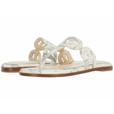 Cole Haan コールハーン レディース 女性用 シューズ 靴 サンダル Anoushka Sandal Natural Chalk Python Print【送料無料】