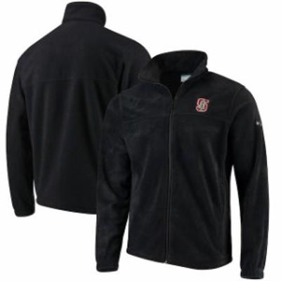 Columbia コロンビア スポーツ用品  Columbia Stanford Cardinal Flanker Full Zip Jacket - Black