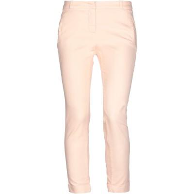 マニラ グレース MANILA GRACE パンツ ライトピンク 42 コットン 84% / ナイロン 13% / ポリウレタン 3% パンツ