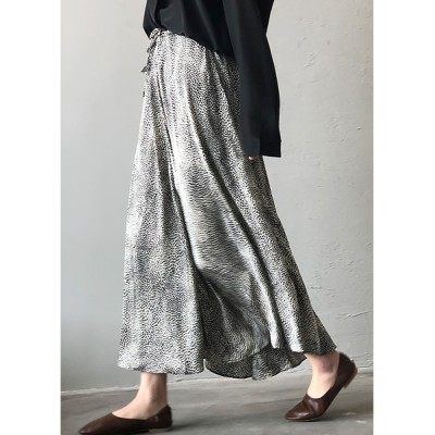 FRP / 上品なアニマル柄スカート WOMEN スカート > スカート
