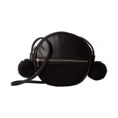 ban.do レディース 女性用 バッグ 鞄 バックパック リュック Sidekick Crossbody Circle Bag - Onyx