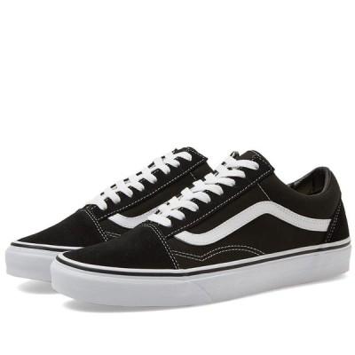 ヴァンズ Vans メンズ スニーカー シューズ・靴 ua old skool Black/White