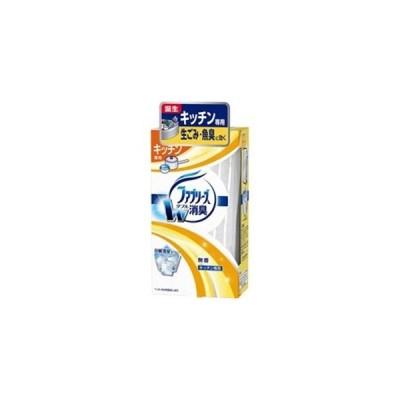 P&G ピーアンドジー 置き型ファブリーズ キッチン専用 無香 本体 (130g) 消臭剤・芳香剤