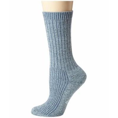 ウィグワム メンズ 靴下 アンダーウェア Countryside Soft Blue