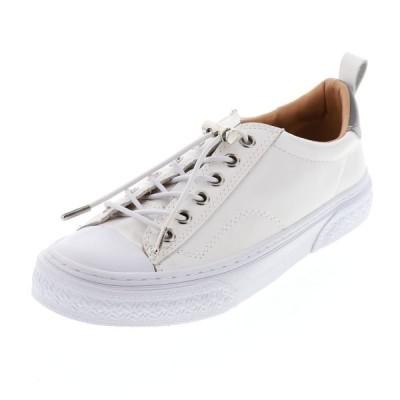 スラック フットウェア SLACK FOOTWEAR メンズ スニーカー CLUDE SL1201-102 ホワイト 26.0-28.5cm