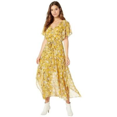ウミーユアムーム レディース ワンピース トップス Paloma Flutter Dress