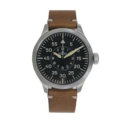 Aristo Men's Wristwatch Automatic 7H98?Vintage 47?Plilot Leather 並行輸入品